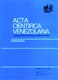 Acta Científica Venezolana