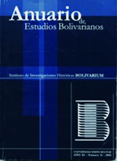 Anuario de Estudios Bolivarianos