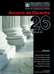Anuario de Derecho
