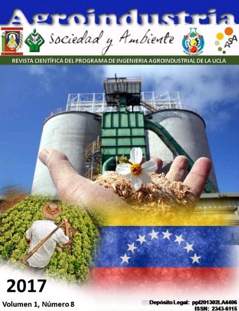Revista Científica Agroindustria, Sociedad y Ambiente