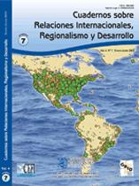 Cuadernos sobre Relaciones Internacionales, Regionalismo y Desarrollo
