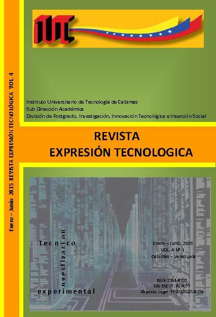 Revista Expresión Tecnológica
