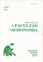 Revista de la Facultad de Agronomía-LUZ