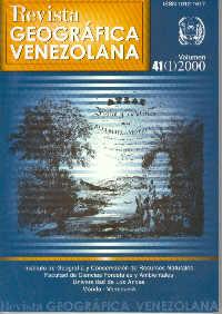 Revista Geográfica Venezolana
