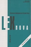 Revista LEX-NOVA