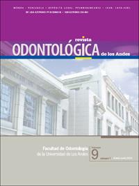 Revista Odontólogica de Los Andes