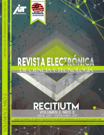 Revista Electronica de Ciencia y Tecnología del Instituto Universitario de Tecnología de Maracaibo